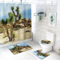 toilet, Bathroom, Polyester, Waterproof