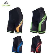 cyclingshortsquickdry, Outdoor, paddedbikeshortsformen, cyclinggelpaddedpant