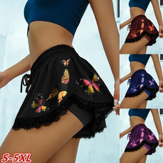 butterfly, Summer, Fashion Accessory, Shorts