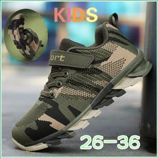Sneakers, camouflageshoe, toddler shoes, Athletics
