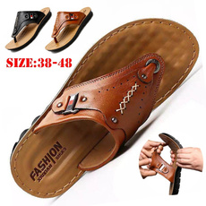 beach shoes, mensandalsslipper, Sandals, leathersandalsshoe