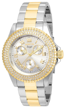 Chronograph, dial, quartz, Jewelry