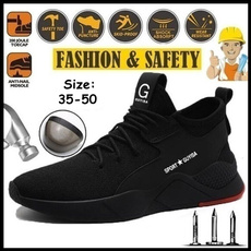 Steel, safetyshoe, Fiber, workshoe