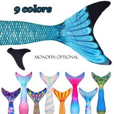 Tail, Swimming Costume, swimwear for girls, Bikini