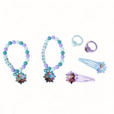 Disney, childrensjewelryset, giftsforgirl, friendship bracelet