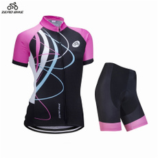 Summer, womensbikejersey, Outdoor, Riding Bicycle