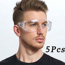transparentglasse, womens goggles, Goggles, dustandepidemicprevention