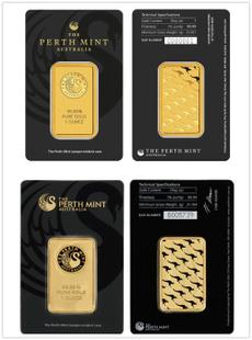 Australia, Jewelry, gold, souvenircoin