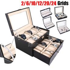 Box, case, wristwatchcase, watchstroagebox