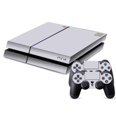 And, Playstation, Style, Console