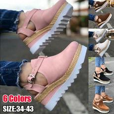 Summer, Sandals, Women Sandals, wedge