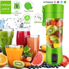 juiceblender, Rechargeable, Electric, Mini