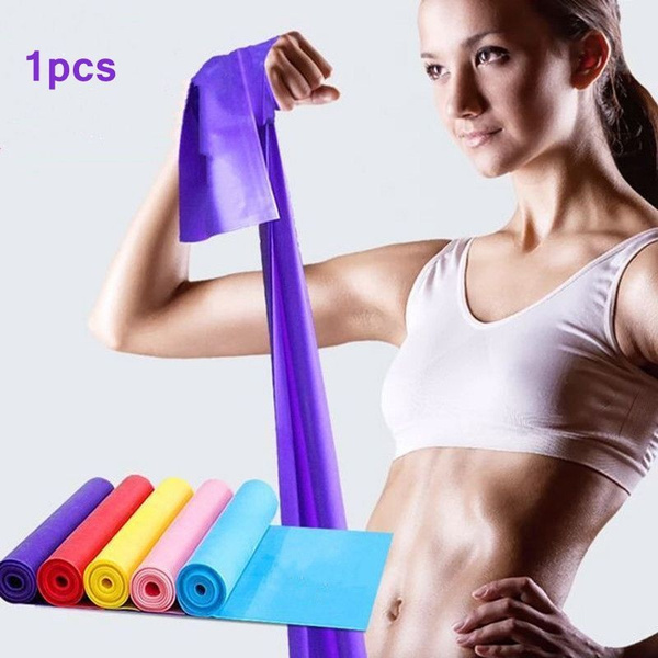 Yoga Tension Band Workout Elastic Band Fitness Men And Women