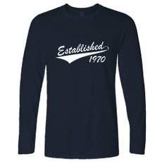 established, Sleeve, 50th, Long Sleeve