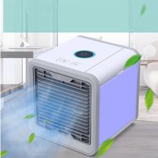 Mini, airconditioningfan, aircooler, portable