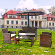 Outdoor, gardensofa, Home & Living, Sofas