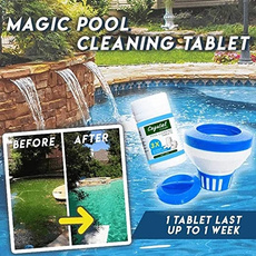 poolcleaner, Magic, cleaningpurifier, Cleaning Supplies