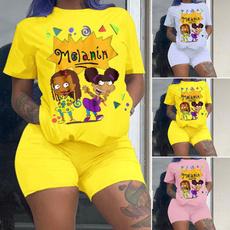 cute, women2pieceoutfit, Fashion, cartoonset