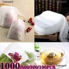 paperherblooseteabag, teafilter, Tea, teastrainer