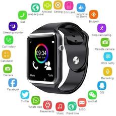 Remote, Monitors, Phone, dz09bluetoothwatch