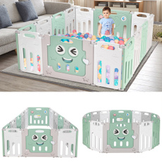 playpen, Outdoor, 14panelplayard, Indoor