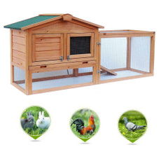coophouse, rabbitcage, poultrycage, Wooden