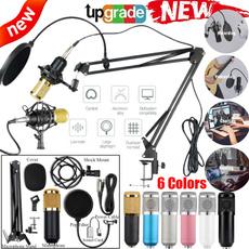Microphone, microphoneforcomputer, tiktok, microphonestudio