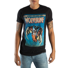 wolverine, T Shirts, Marvel Comics, Marvel