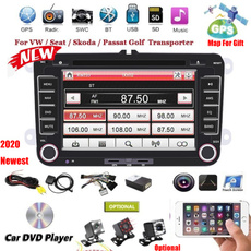Golf, carvideoplayer, Gps, Cars