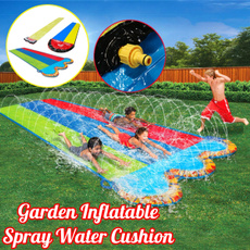 Summer, Outdoor, Sprays, Inflatable