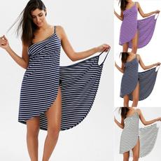 Mini, Plus Size, Dress, coverupdre