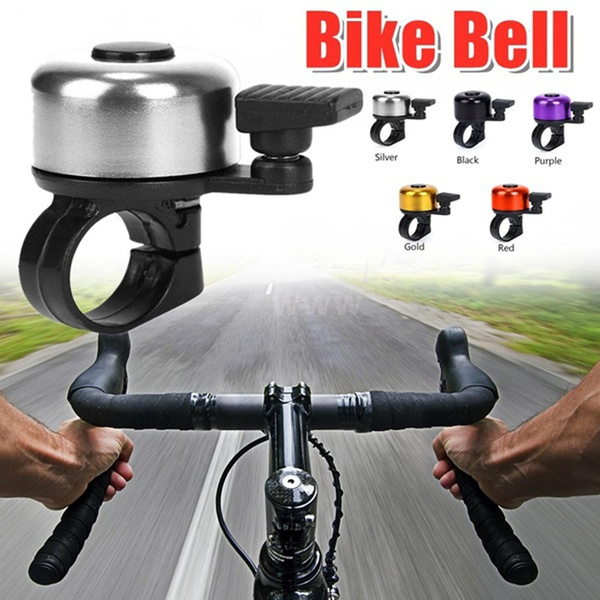 1Pc Durable Crisp Bicycle Bells Accessories For Mountain Horn Handlebars Bike
