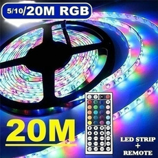 led, Home Decor, Waterproof, Remote Controls