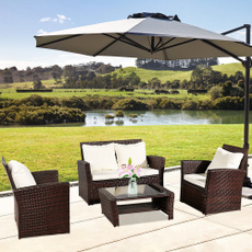 outdoorfurniture, Outdoor, Sofas, tableset