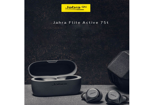Jabra Elite 75t 65t Earbuds True Wireless Earbuds With Charging Case For The Best True Wireless Calls And Music Experience 5 Color Wish