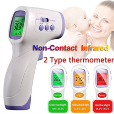 fever, thermometergun, Laser, earthermometer