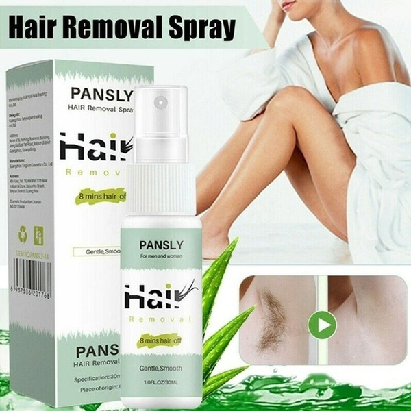 30ml Hair Removal Spray Super Natural Painless Permanent