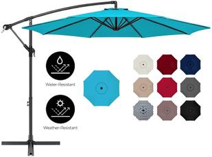 Blues, Outdoor, Umbrella, tilt