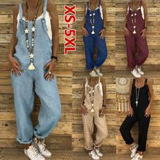 Summer, Plus Size, pants, Vintage