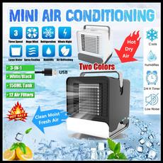 aircoole, Mini, portablefan, usb