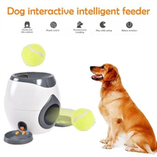 tennisballmachine, rewardmachine, Toy, pet bowl