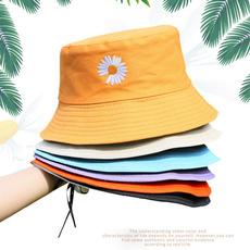 Cotton, Summer, daisycap, Outdoor