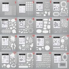 siliconestamp, diy, stampset, rubberstamp