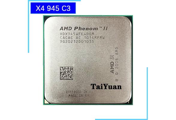Amd Phenom Ii X4 945 95w 3 0ghz Quad Core Cpu Processor Hdx945wfk4dgm Hdx945wfk4dgi Socket Am3 Wish