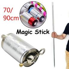 pocketstaff, Magic, magicstick, Metal
