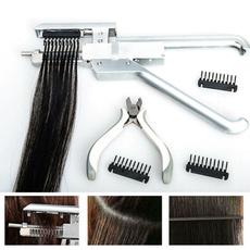 hair, Salon, Extension, Hair Extensions