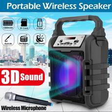 party, Microphone, Exterior, Wireless Speakers