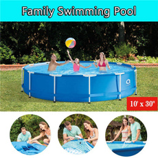 metalframepool, swimfamily, adultinfantpool, Inflatable