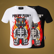 Short Sleeve T-Shirt, Shirt, Crystal, philippplein