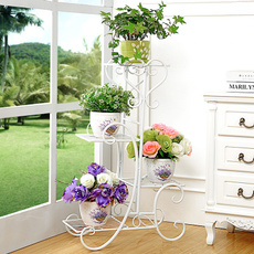 brown, Plants, plantshelf, Home Decor